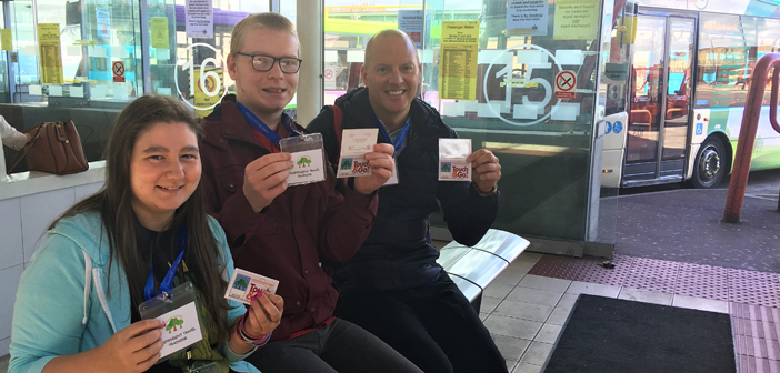 Disability bus pass scheme launched