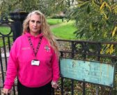 Campaign launched to create special war memorial garden