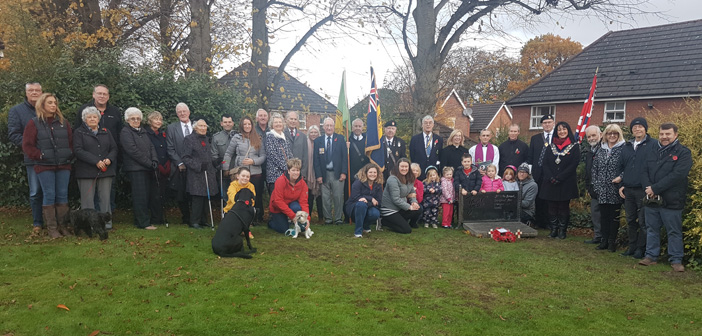 New memorial to former students who gave their lives in WW1