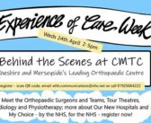 Chance to see behind the scenes at CMTC