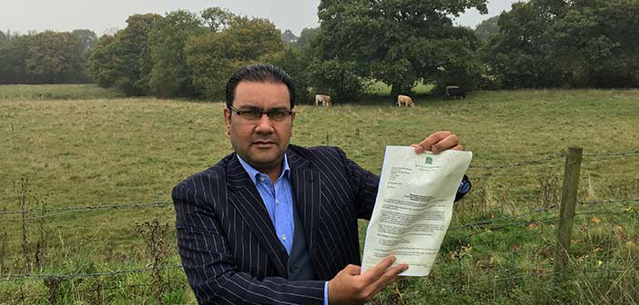 "MP left ""baffled"" by council's decision not to defend Eddie Stobart's Green Belt apppeal"