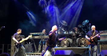 Never too old to rock! Magnum Warrington Parr Hall