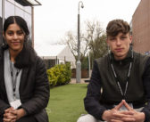 Priestley College students learn about NHS careers